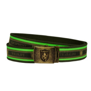 Cintura Trabaldo Wte verde Fluo