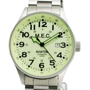 Orologio MEC Aviator Automatic | Armeria Olimpic Sport SRL